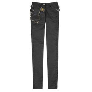Sass & Bide Skinny Waysider Black Jeans Size 26